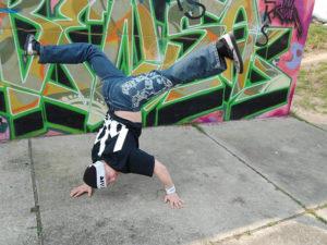 Hip-Hop lernen und Hip-Hop-Tanzen in Grabenstätt, Chiemsee