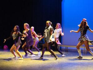 Hip-Hop lernen und Hip-Hop-Tanzen in Hilpoltstein, Mittelfranken