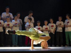 Hip-Hop lernen und Hip-Hop-Tanzen in Großefehn