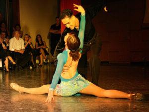 Salsa lernen und Salsa tanzen in Biedenkopf