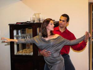 Salsa lernen und Salsa tanzen in Kleinwallstadt