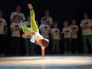 Tanzen lernen in Zschadraß